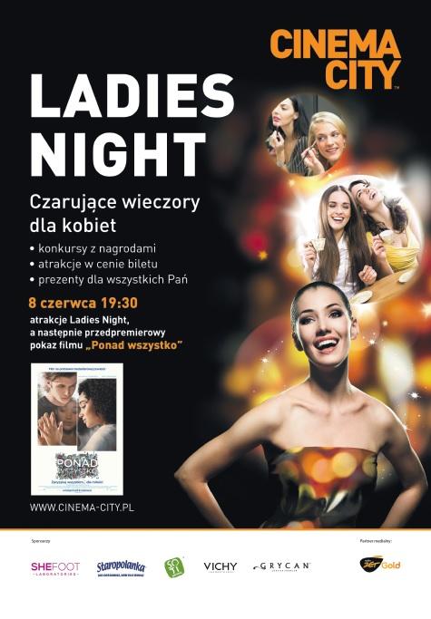 Ladies_Night_Ponad_Wszystko_Plakat