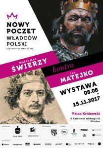 Nowy poczet władców Polski - plakat online