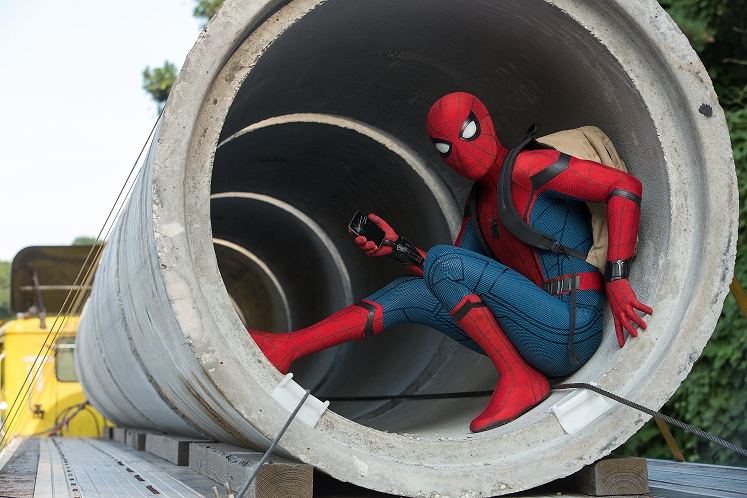 SPIDER-MAN?: HOMECOMING