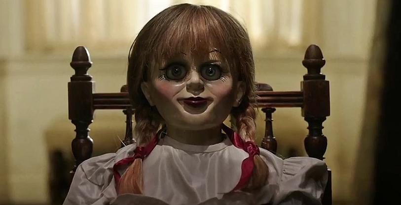 Annabelle: Narodziny zła (2017)