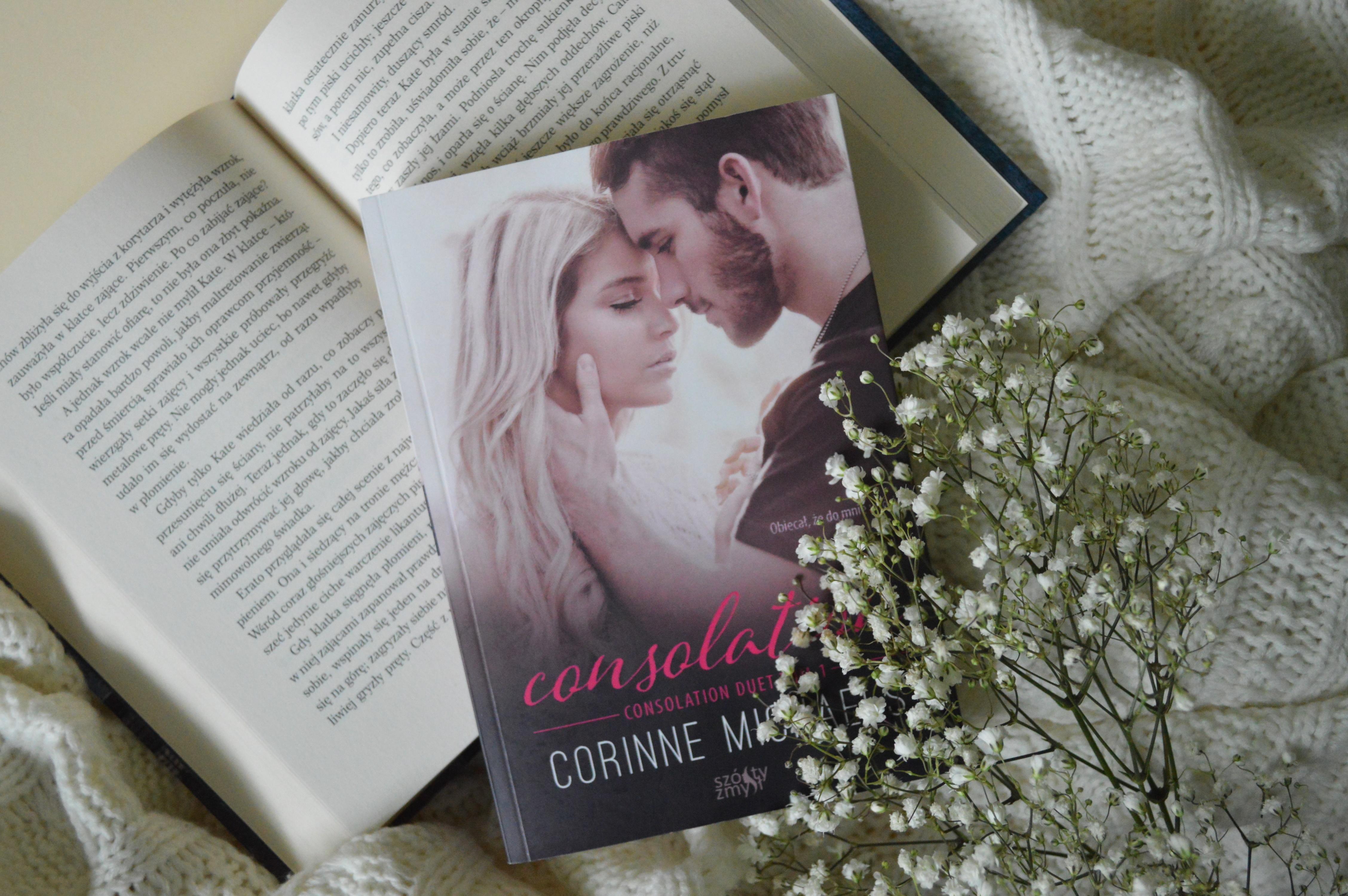 Consolation Corinne Michaels Recenzja Ksiazki Zazyj Kultury