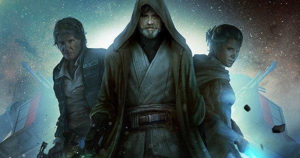 2) Nowa filmowa trylogia Gwiezdnych Wojen