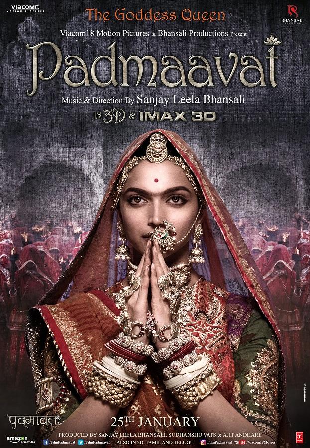 Padmaavat_Plakat