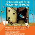 Targi Książki Dziecięcej Przecinek i Kropka 2018_plakat