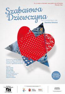 Szabasowa dziewczyna_plakat