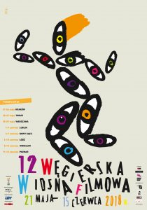 plakat B1 Krakow WIOSNA FILMOWA 2018