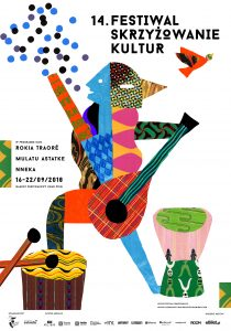 14. Festiwal Skrzyżowanie Kultur_plakat