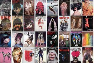 Plakaty filmowe Pągowskiego