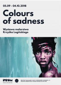 Wystawa_Colours of sadness_plakat_mini