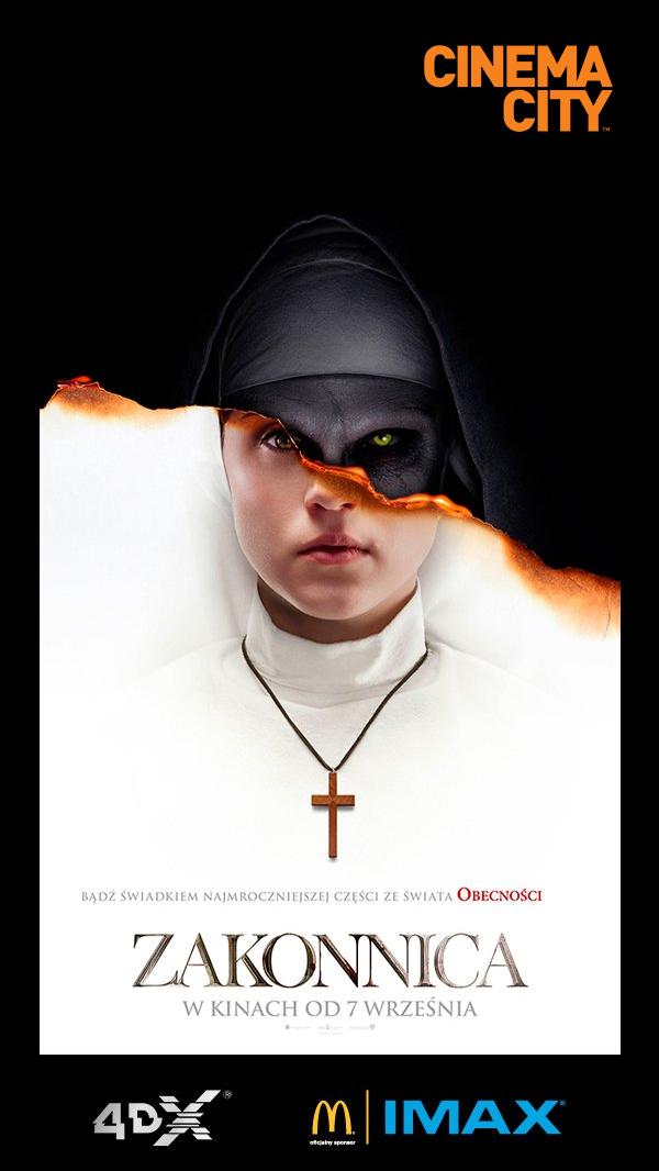 2018_09_03 The Nun plakat